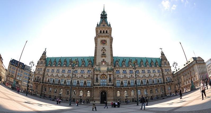Hamburg City Hall for Things To Do in Hamburg blog