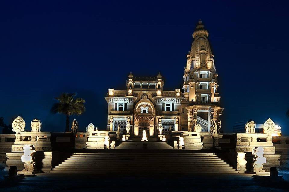 Baron Palace in Heliopolis