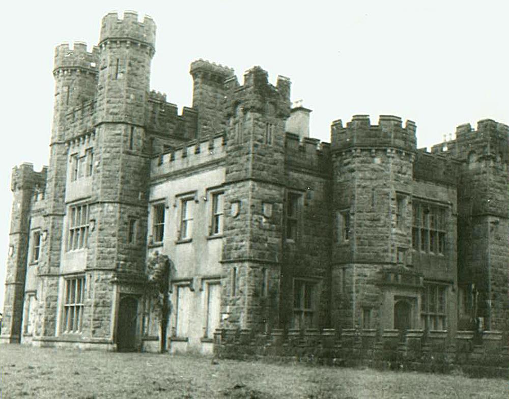 Castle Saunderson, County Cavan