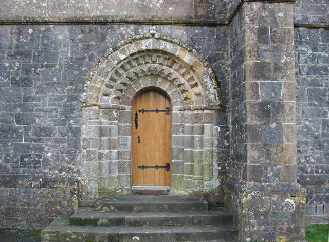 Romanesque Doorway, Kilmore - County Cavan