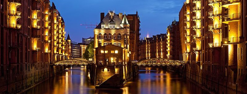 Speicherstadt image for Top Things to do in Hamburg blog