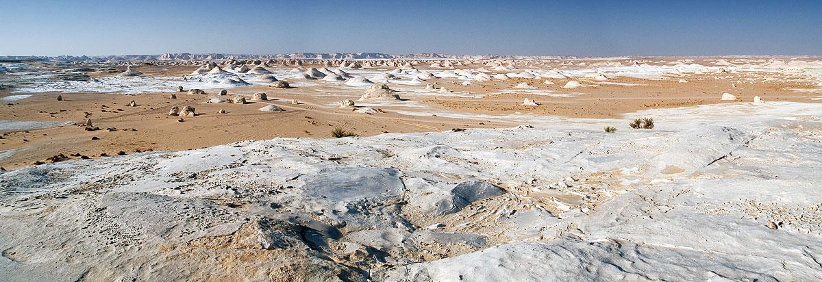 The Farafra Desert Egypt