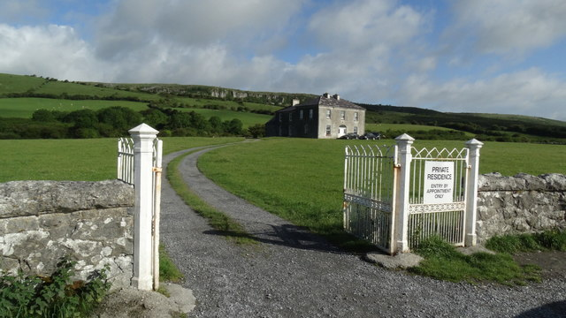 Father Ted's House, County Clare, Ireland
