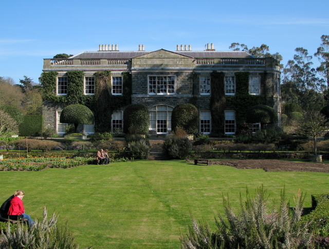 Mount Stewart House, County Down