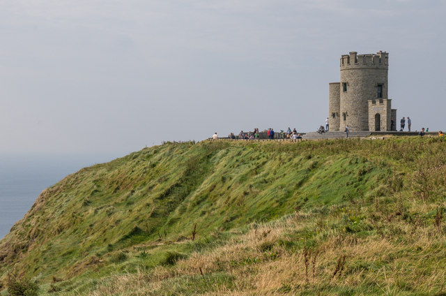 O'Briens Tower, County Clare