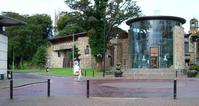 St. Patrick's Visitor Centre