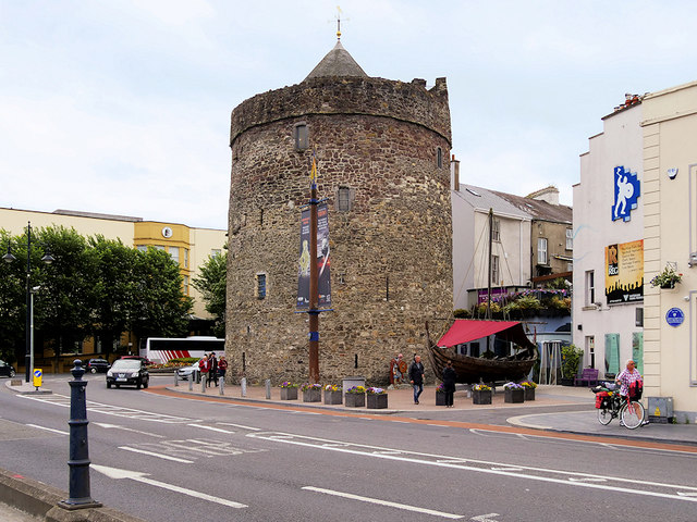 The Viking Triangle, Waterford
