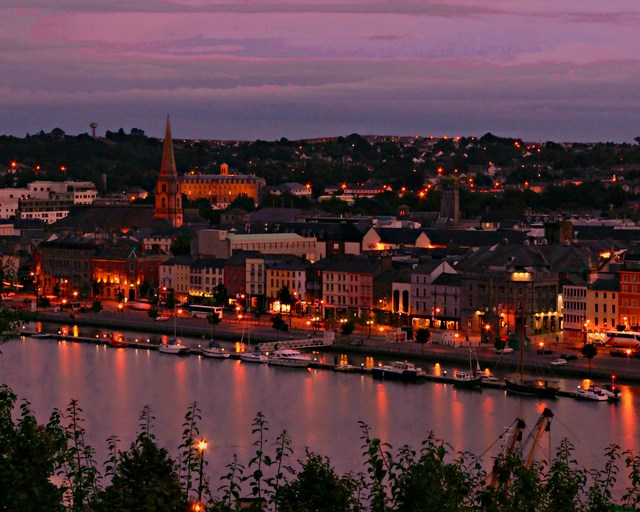 Waterford at Night