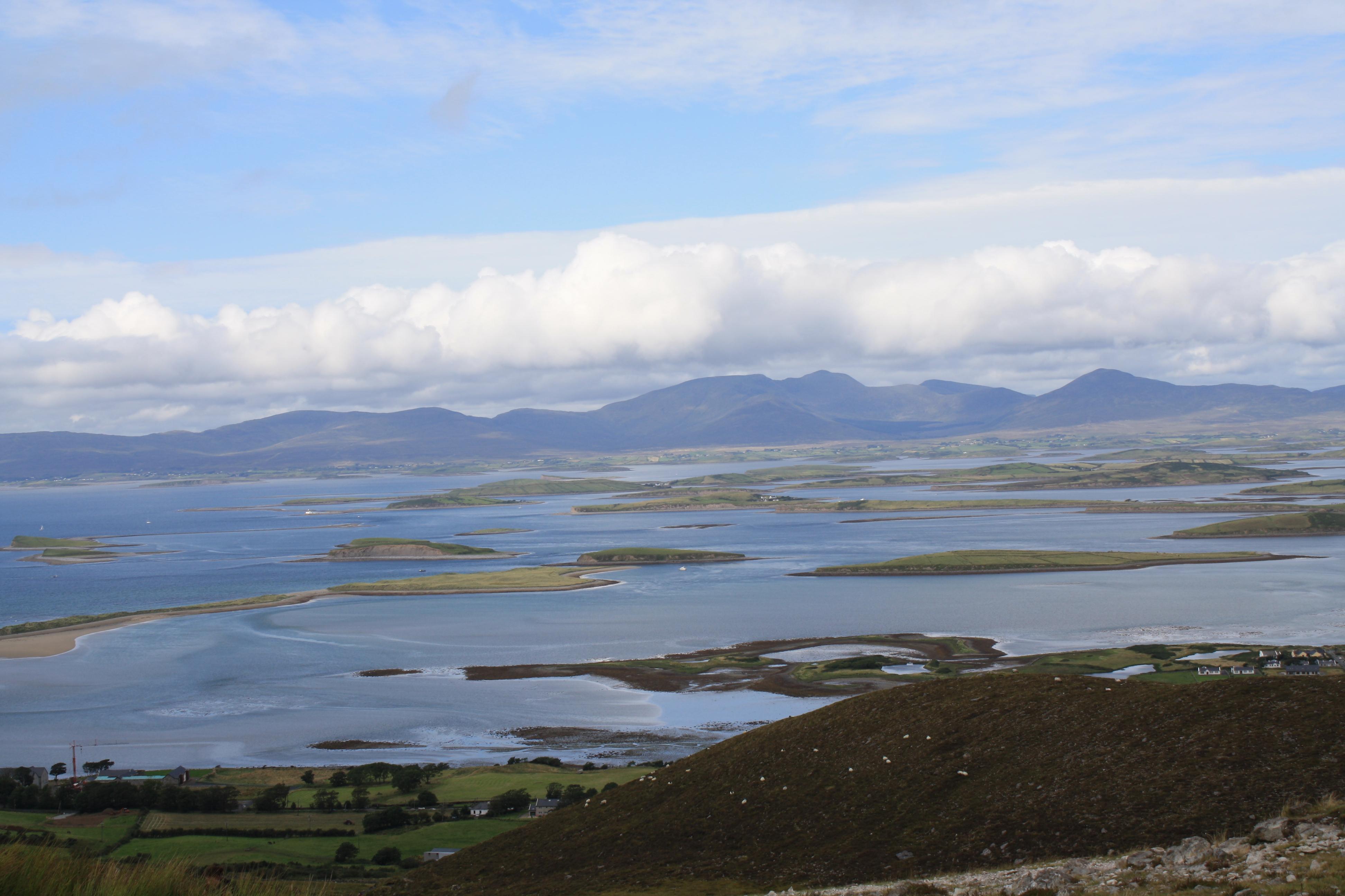 Westport Bay Ireland
