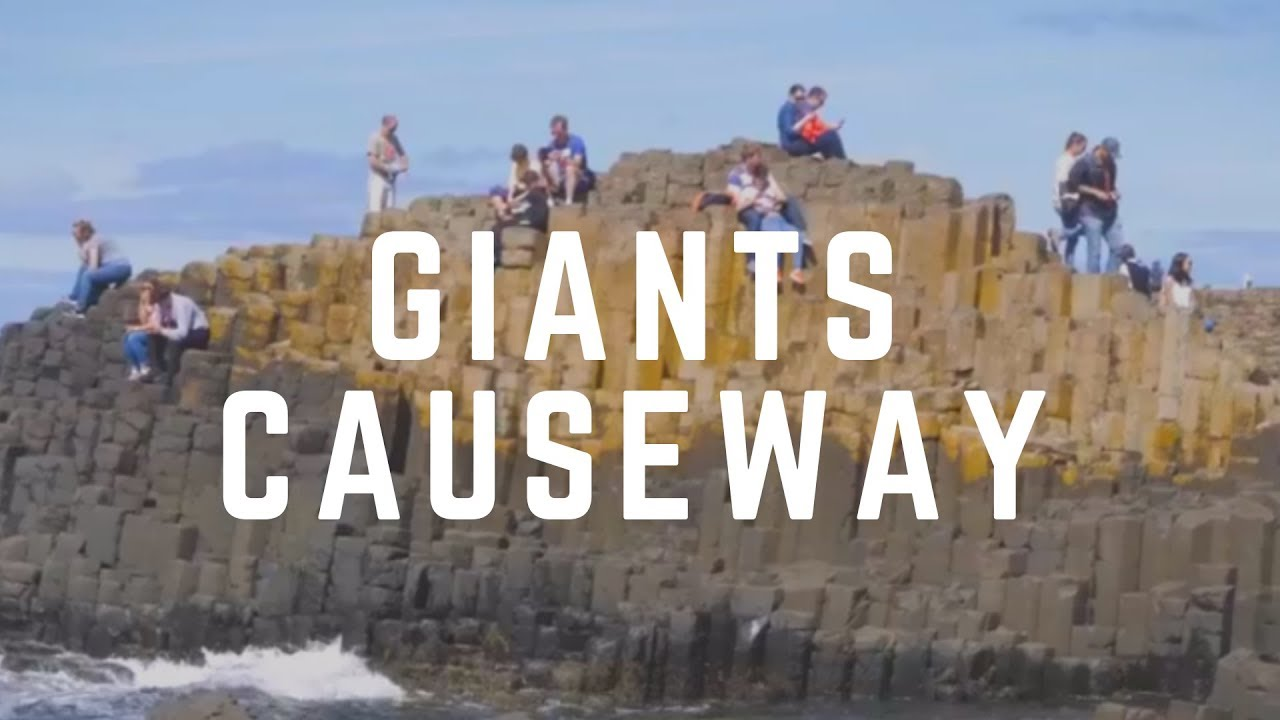 The Amazing Giant's Causeway: A Trip to Remember