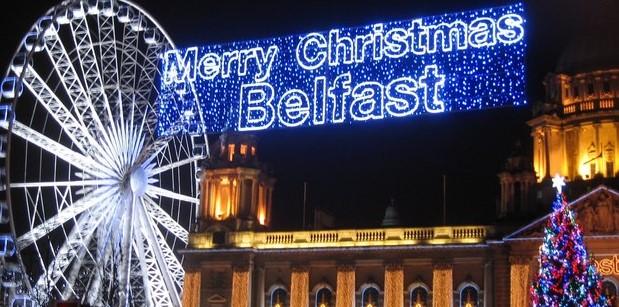 Belfast Christmas Market - Christmas in Belfast