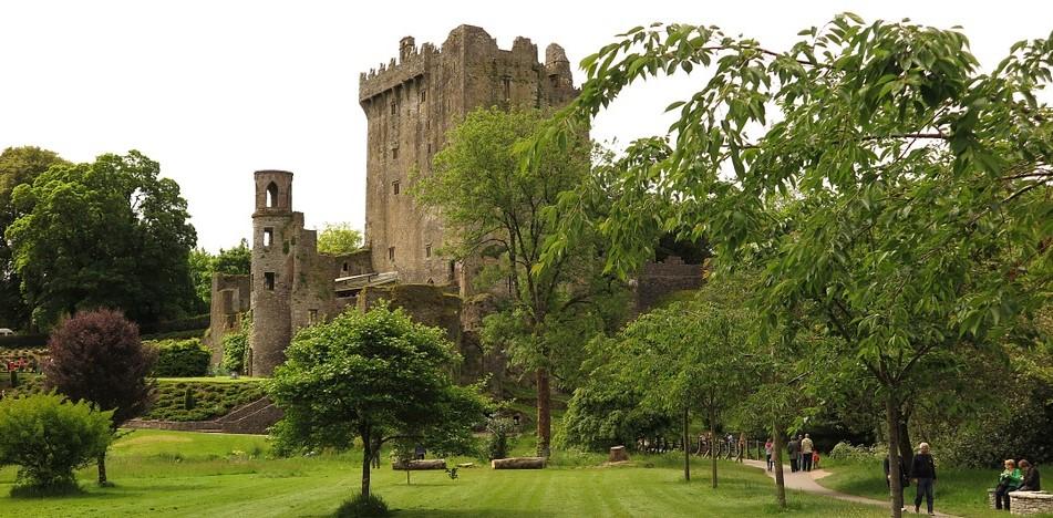 Blarney Castle - Famous Landmarks in Ireland