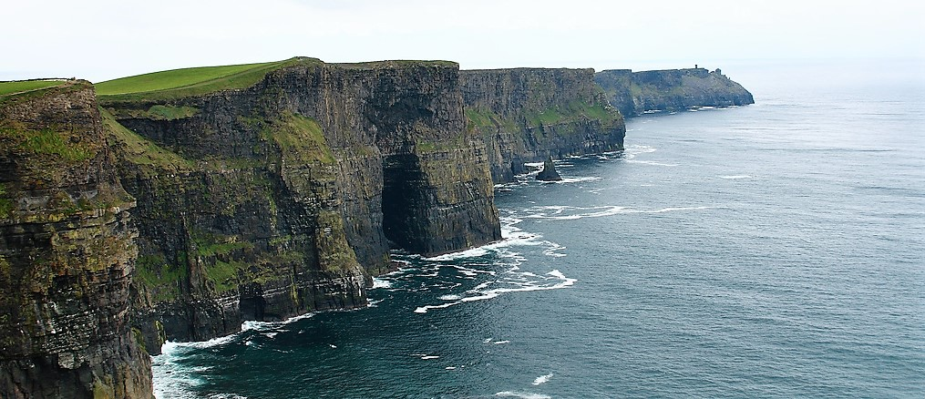 Cliffs of Moher - Famous Landmarks in Ireland