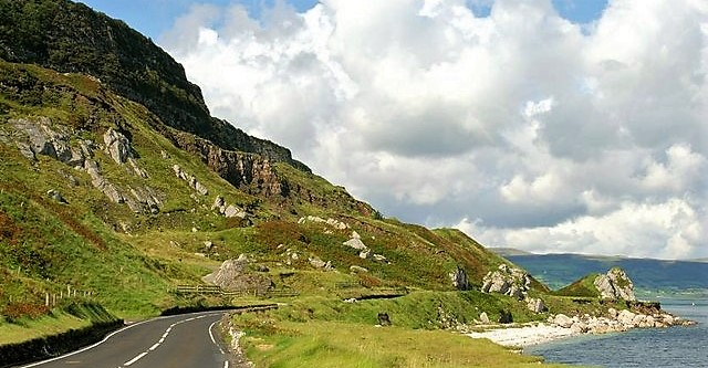 Glens of Antrim - Famous Landmarks in Ireland