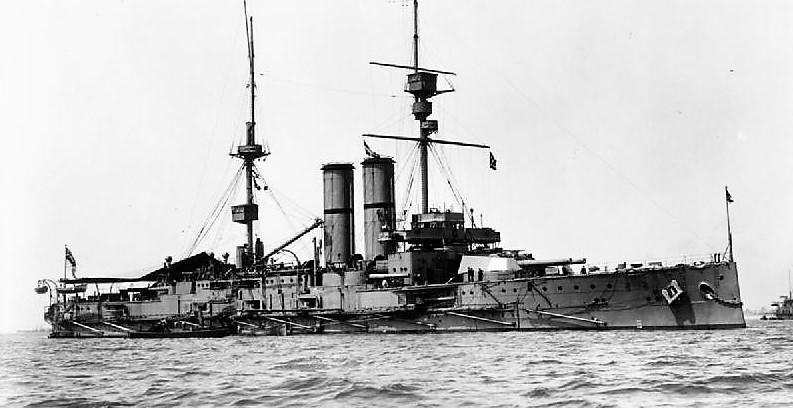 HMS Hibernia Ship - History of Belfast