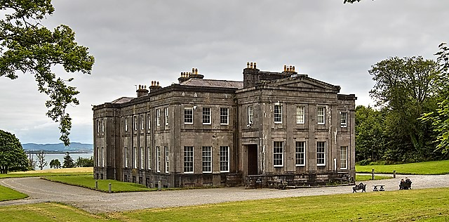 LIssadell House County Sligo