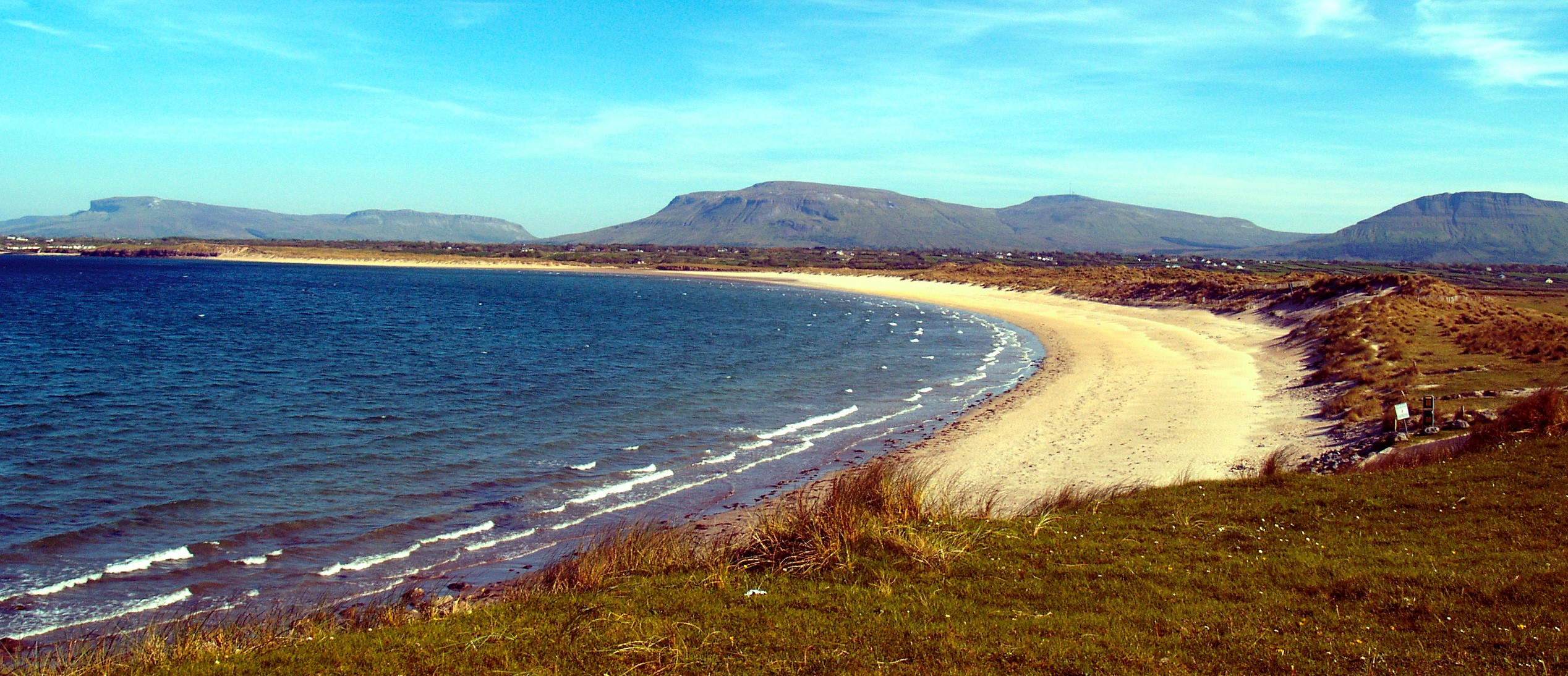 Mullaghmore Beach Sligo