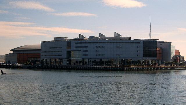 Odyssey Arena Belfast