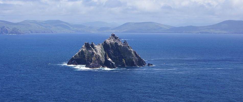 Skellig Island - Famous Landmarks in Ireland