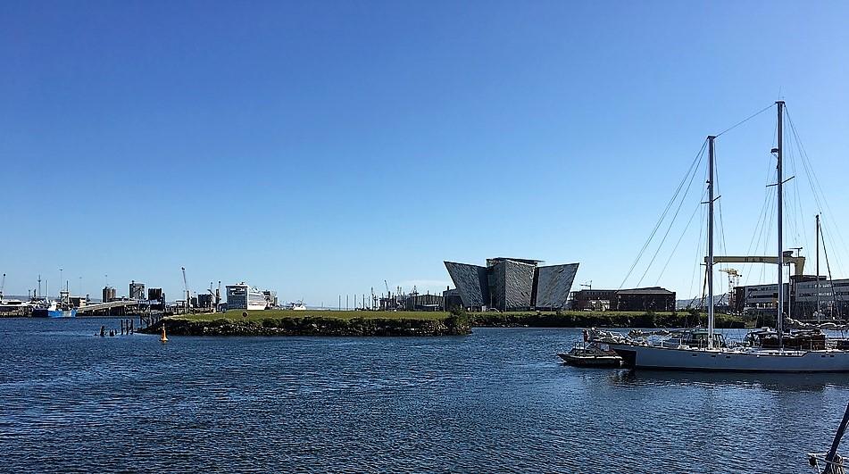 Titanic Quarter - History of Belfast