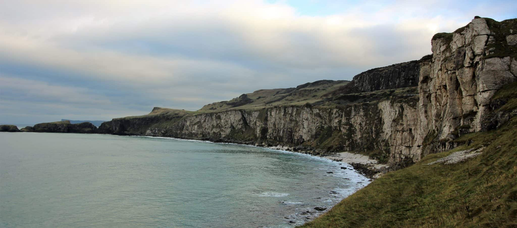 Carrick-a-rede Bridge View - Northern Ireland Travel guide