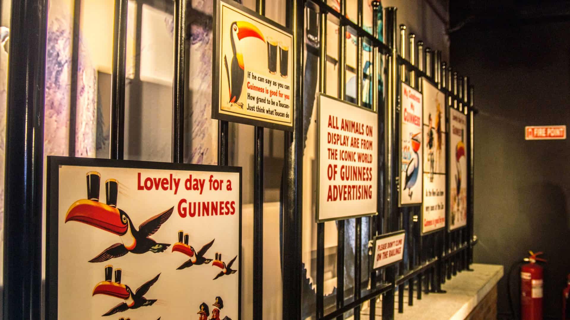 Inside the Guinness Storehouse - Dublin Travel Guide