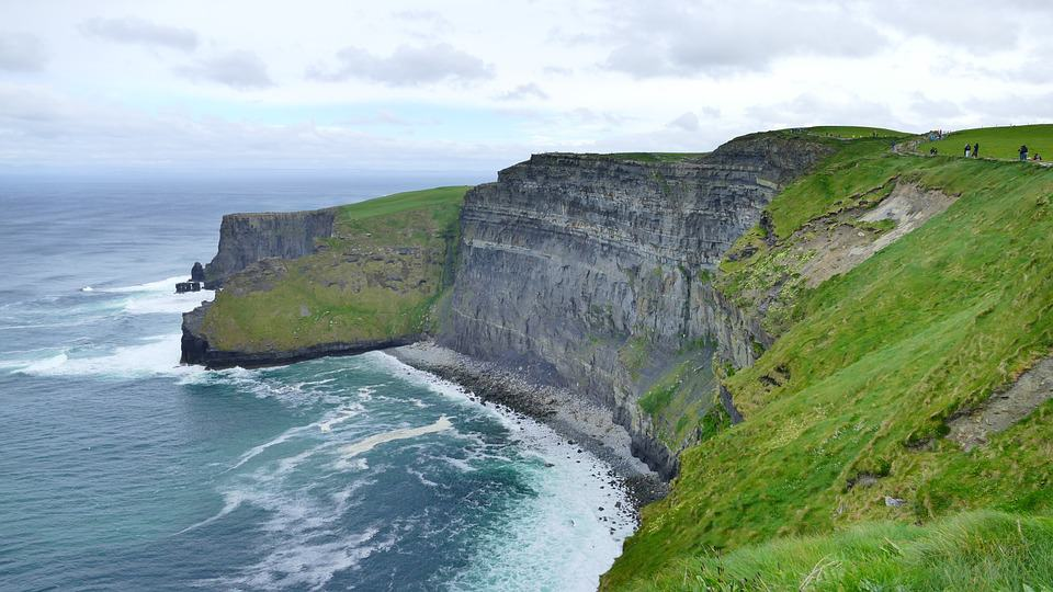 Irish Landscape - Ireland Travel Blog Guide