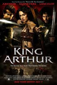 King Arthur - Movies Filmed in Ireland