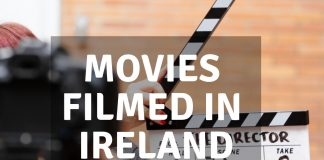 Movies filmed in Ireland