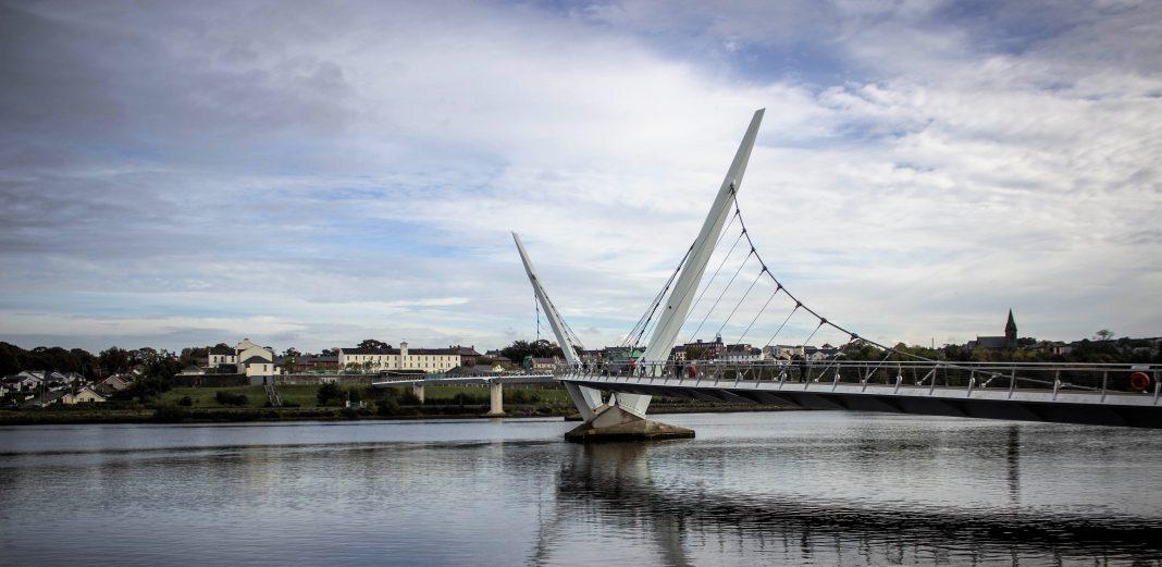 Peace Bridge, Derry - Northern Ireland Travel Guide