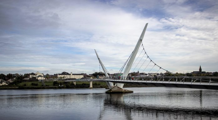 Peace Bridge, Derry - Northern Ireland Travel Guide
