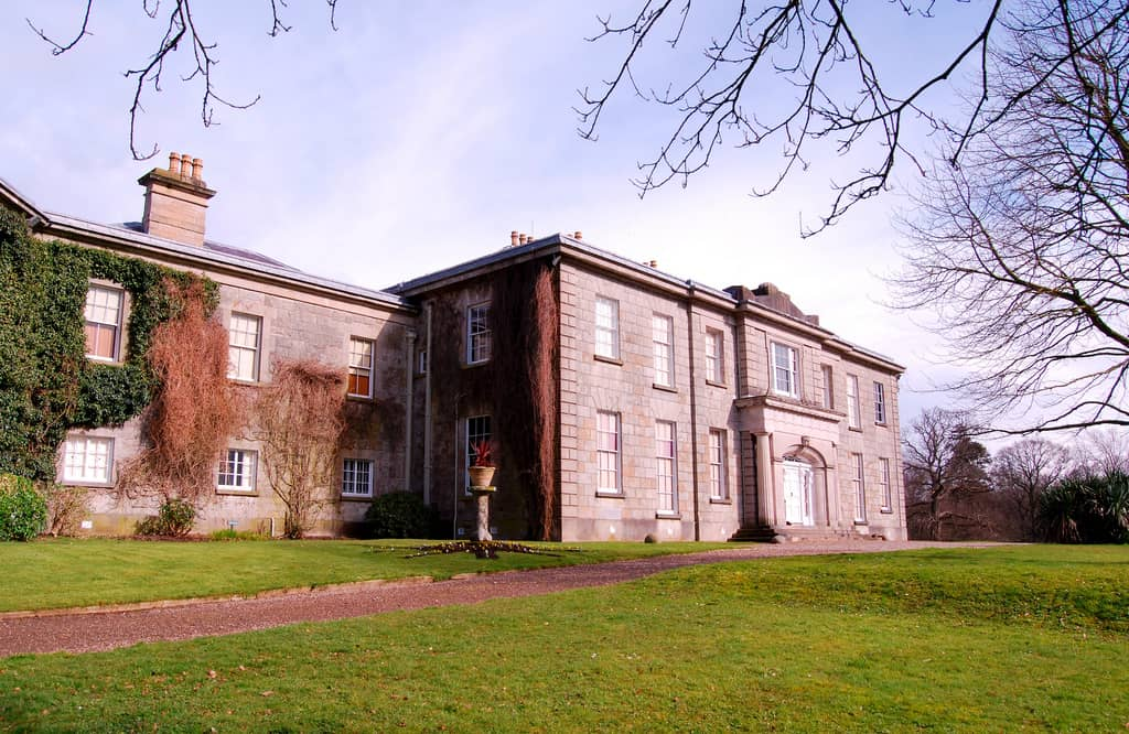 The Argory House