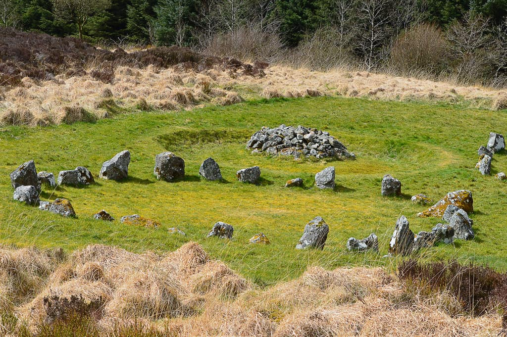 Beaghmore Stone Circles, County Tyrone