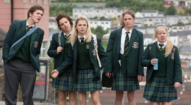 Cast of Derry Girls