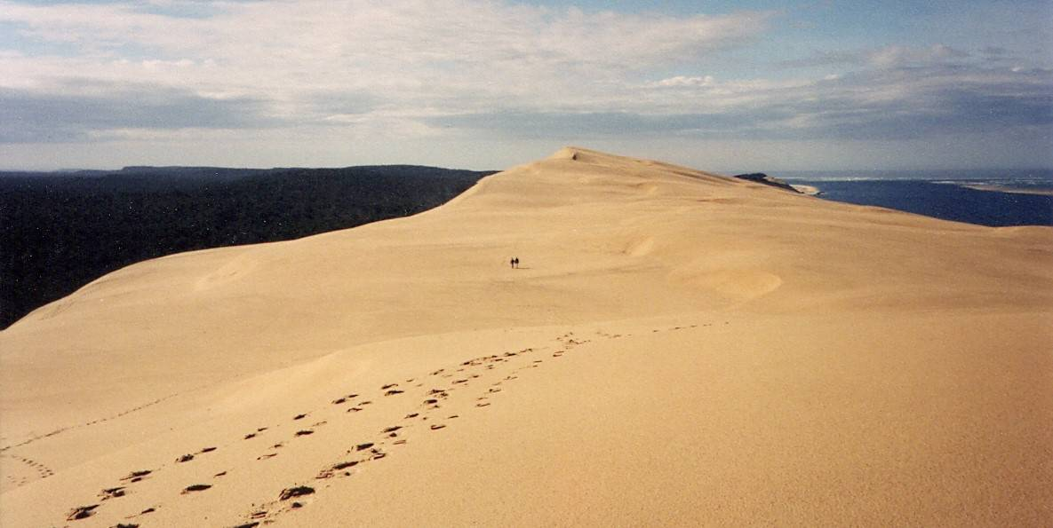 Dunes of Pilat - Natural Wonders in Europe