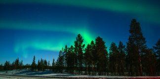 Natural wonders in Europe - Northern Lights