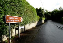 Todds Leap - Fun things to do in Northern Ireland