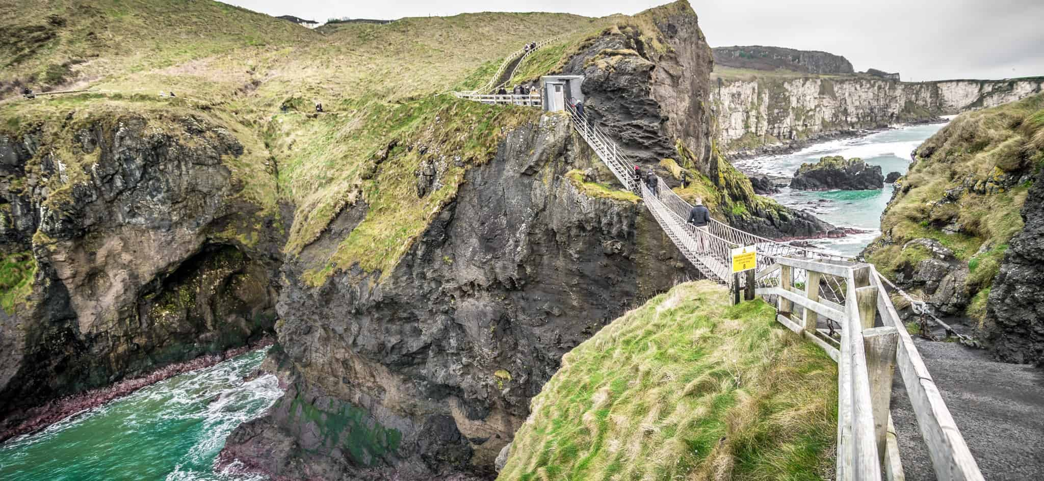 Carrick-a-rede, Northern Ireland