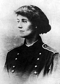 Countess Markiewicz - Famous Irish women
