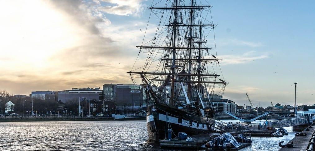 Jeanie Johnston Ship