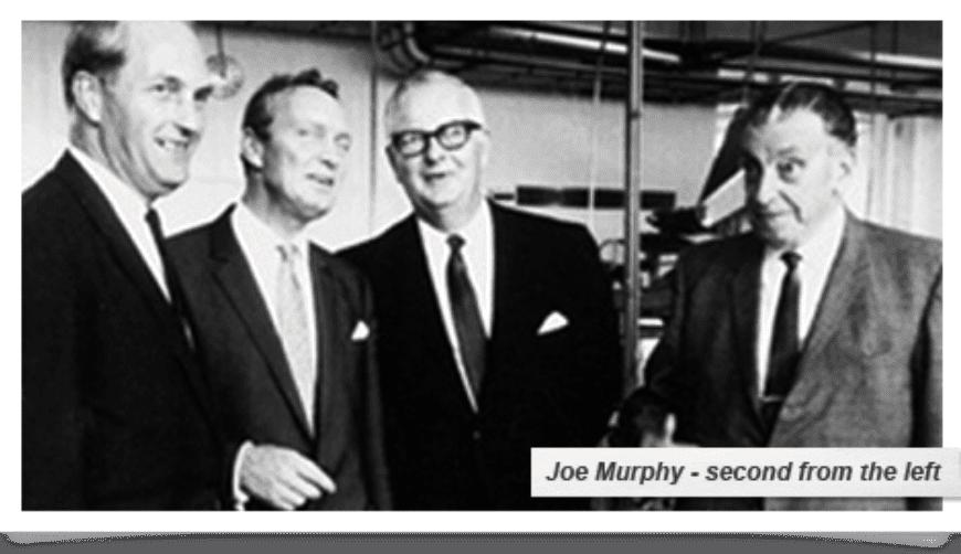 Joe Murphy Tayto Founder