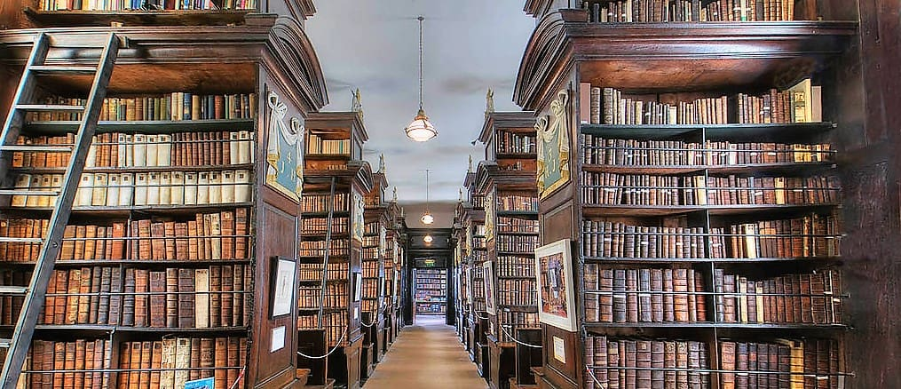 Marsh's Library: Oldest Library in Ireland