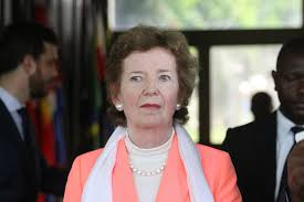 Mary Robinson - Famous Irish Women