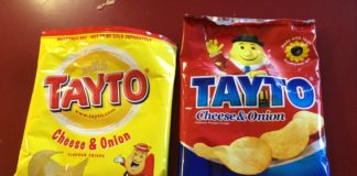 Tayto North and South