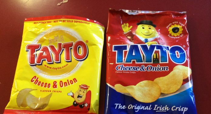 Tayto North and South