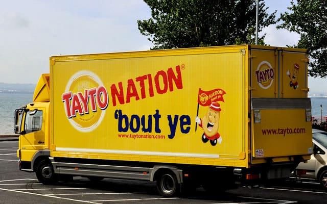Tayto Northern Ireland