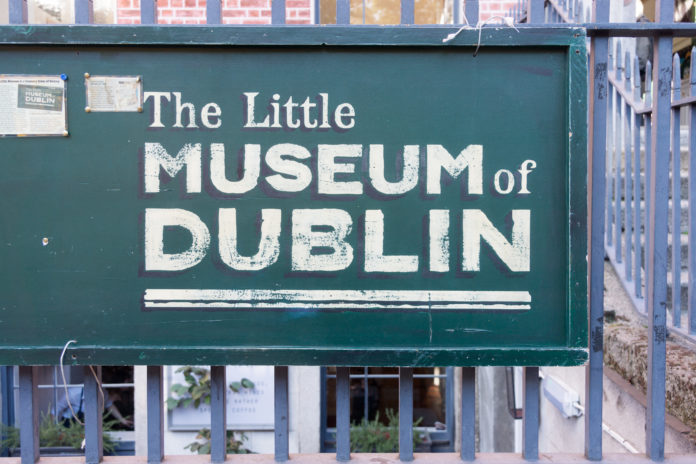 The Little Musuem of Dublin