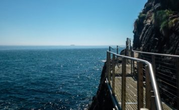 Views from The Gobbins