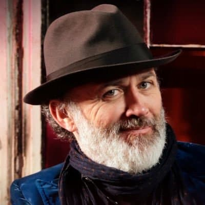 Tommy Tiernan - Irish Comedian