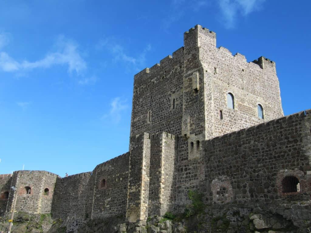 Carrickfergus Castle History Blog Image